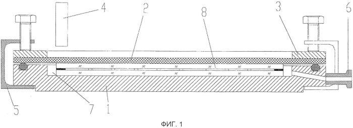 Способ и устройство для герметизации вакуумного стекла