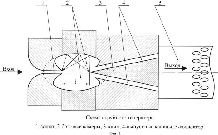 Способ и устройство для возбуждения волнового поля на забое нагнетательной скважины