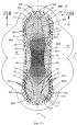 Абсорбирующее изделие, содержащее зоны взаимодействия с жидкостью