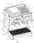 Кофемашина эспрессо с управлением дозировкой с помощью мельницы