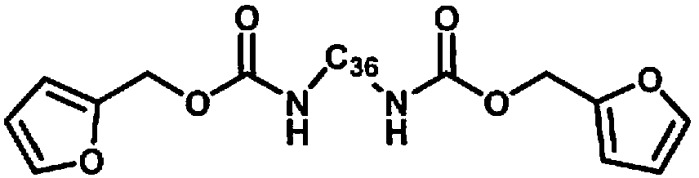 Термически обратимая термоплавкая клеевая композиция, содержащая многофункциональные диеновые и диенофильные соединения