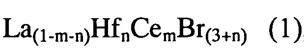 Способ получения сцинтилляционных монокристаллов на основе бромида лантана