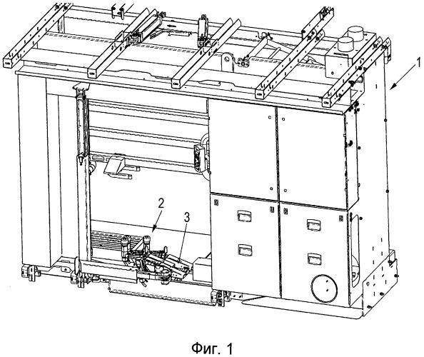 Доильный аппарат и доильная установка, имеющая данный доильный аппарат, и способ размещения доильного аппарата