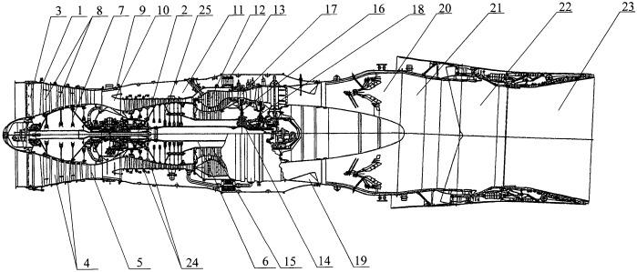 Способ капитального ремонта турбореактивного двигателя (варианты) и турбореактивный двигатель, отремонтированный этим способом (варианты), способ капитального ремонта партии, пополняемой группы турбореактивных двигателей и турбореактивный двигатель, отремонтированный этим способом