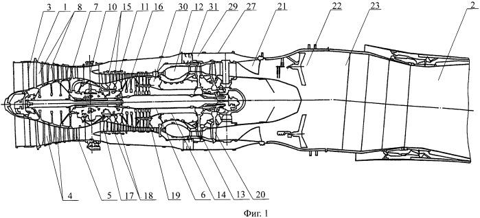Способ серийного производства газотурбинного двигателя и газотурбинный двигатель, выполненный этим способом