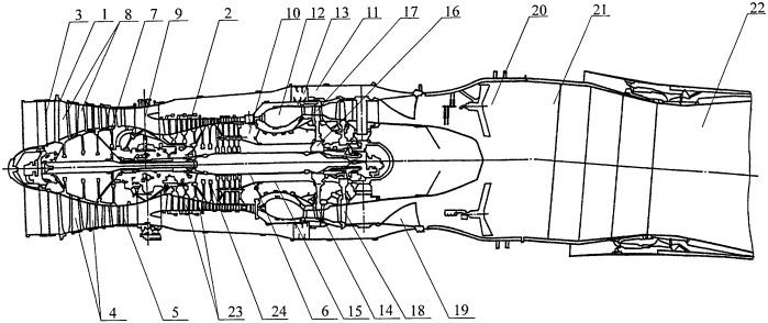 Способ капитального ремонта газотурбинного двигателя (варианты) и газотурбинный двигатель, отремонтированный этим способом (варианты), способ капитального ремонта партии, пополняемой группы газотурбинных двигателей и газотурбинный двигатель, отремонтированный этим способом