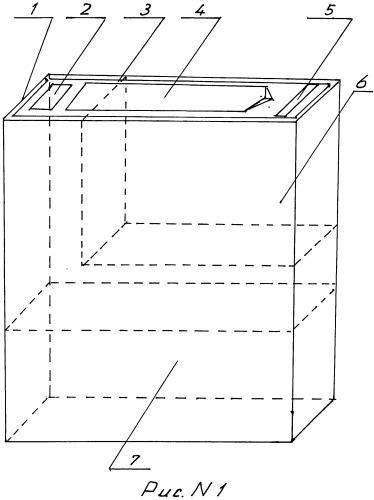 Конструкция сухого пайка для разогревания пищи
