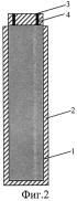 Способ изготовления стеклометаллокомпозитного стержня