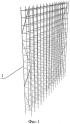 Способ возведения монолитной железобетонной стены в грунте