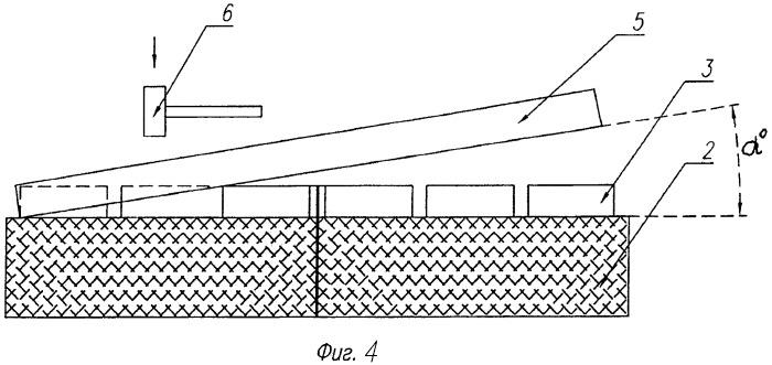 Способ заполнения швов декоративной облицовки бетонных конструкций