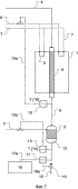 Способ и устройство для дегидрирования алканов с выравниванием состава продукта