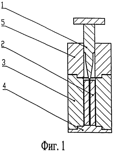 Способ изготовления рупорного излучателя и пуансон, применяемый при осуществлении способа