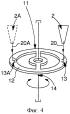 Способ регулирования частоты колебаний и/или регулирования момента инерции и/или балансировки подвижного компонента механизма хронометра или узла баланс-спираль хронометра