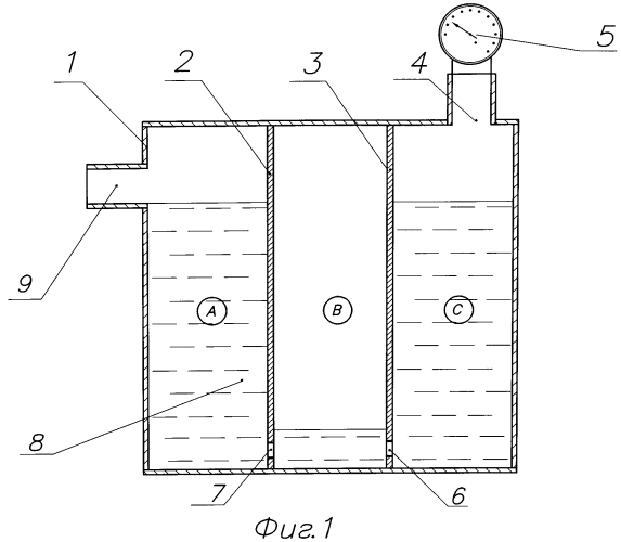 Демпфер для манометрических приборов