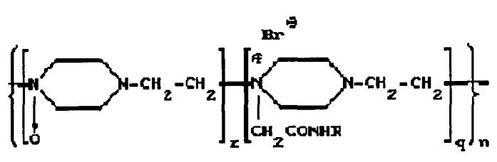 Конъюгат гликопротеина, обладающего активностью эритропоэтина, с производными n-оксида поли-1,4-этиленпиперазина (варианты), фармацевтическая композиция и способ получения конъюгата