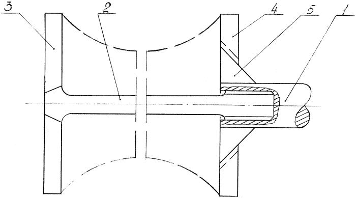 Гиперболоидный ролик привода