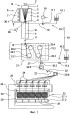 Устройство для прядения из расплава, вытягивания и наматывания нескольких комплексных нитей