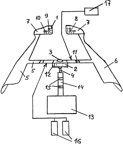Устройство контроля системы движений