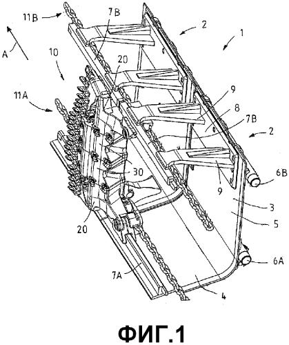Струг для струговых установок и струговая установка для наклонной формации
