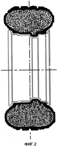 Способ изготовления бескамерной шины