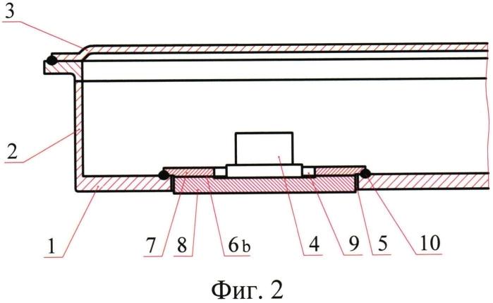 Корпус радиоэлектронного устройства (варианты)