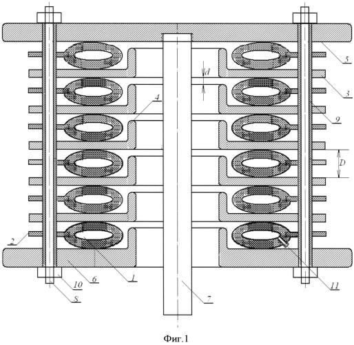Способ изготовления проходного вакуумного изолятора высокого напряжения