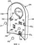 Компрессор в сборе и кожух для его электрических компонентов