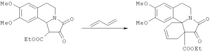 16-алкокси-14-арил-15-окса-3,10-диазатетрацикло [8.7.0.01,13.04,9]гептадека-4,6,8,13-тетраен-2,11,12-трионы и способ их получения