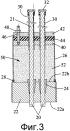 Способ и устройство для защиты конца натяжного троса