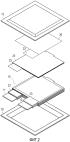 Укладывающее стопкой устройство и способ укладывания стопкой
