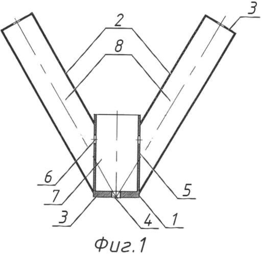 Силовой элемент ферменной конструкции, изготовленный методом металлургии гранул, и капсула для его изготовления