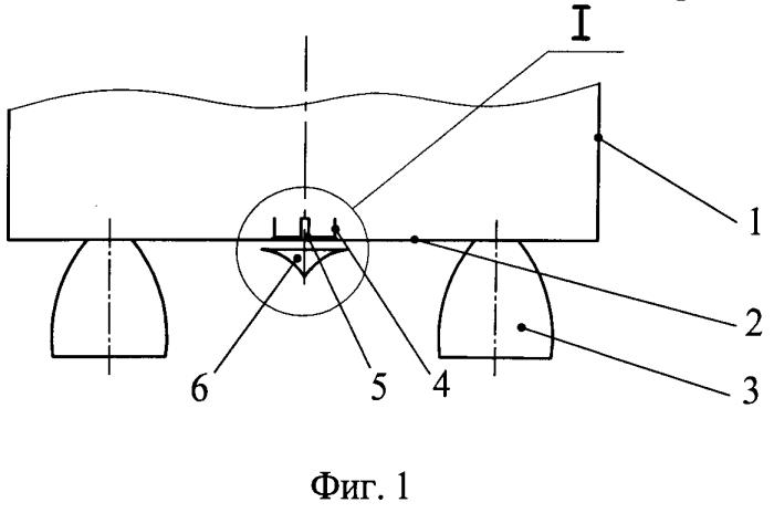 Хвостовой отсек летательного аппарата с кольцевым расположением сопел ракетного двигателя на его донной защите (варианты)