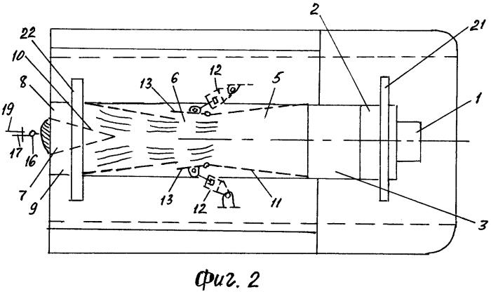 Способ получения дополнительного давления сжатого воздуха для транспортного средства на воздушной подушке и устройство его осуществления
