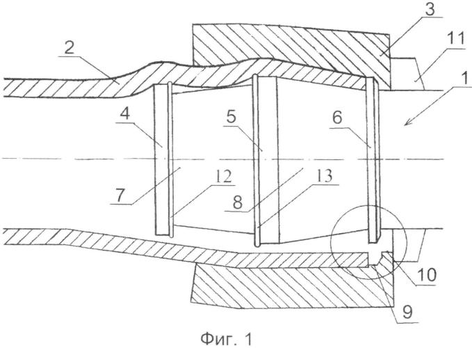 Способ соединения фитинга и трубы, выполненных из полимерных материалов, и узел соединения