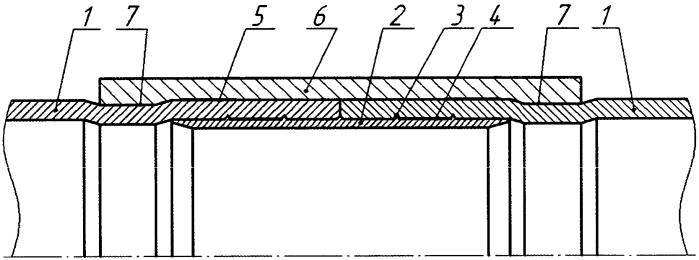 Способ неразъемного муфтового соединения металлических труб