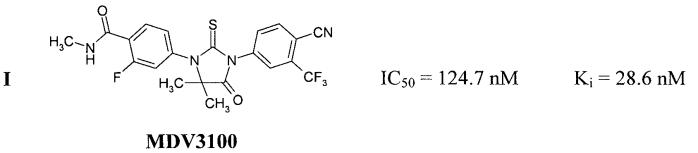 Замещенные 2-тиоксо-имидазолидин-4-оны и их спироаналоги, противораковый активный компонент, фармацевтическая композиция, лекарственный препарат, способ лечения рака простаты