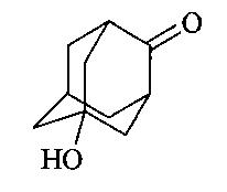 Способ получения 1-гидрокси-4-адамантанона