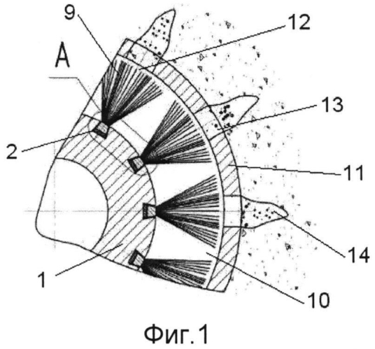 Скважинный расширяющийся фильтр