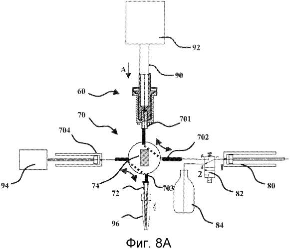 Автоматическая система для лизиса микроорганизмов, имеющихся в пробе, для извлечения и очистки нуклеиновых кислот указанных микроорганизмов с целью анализа