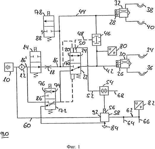 Система стояночного тормоза, выполненная с возможностью управления посредством электропривода, и способ ее эксплуатации