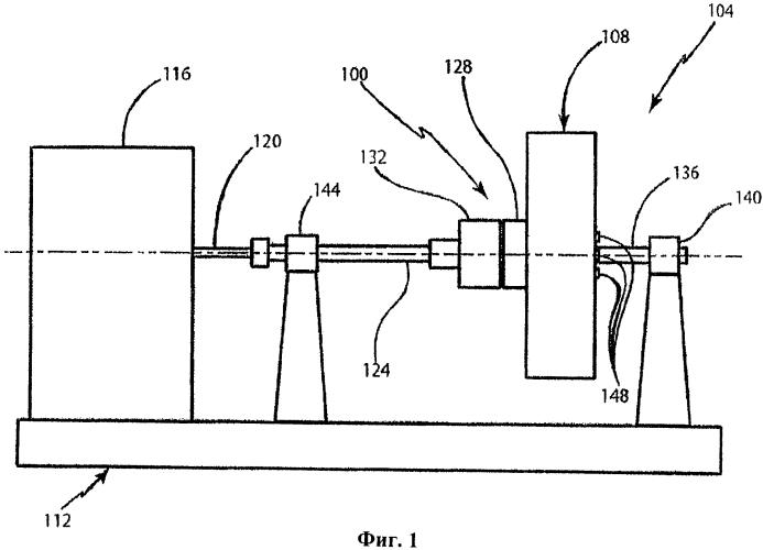 Инструмент пошагового перемещения проверки балансировки для проверки балансировки ротора