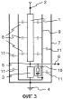 Измерительное устройство с делителем электрического напряжения