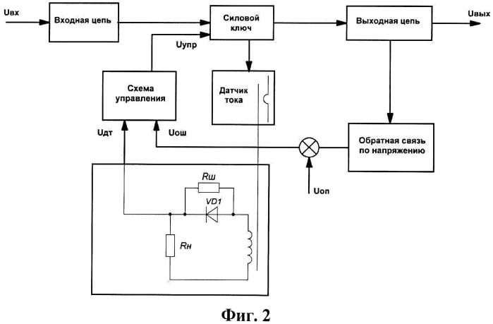 Корректор управляющего сигнала по току