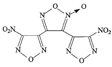 3,3`-бис(фтординитрометил-onn-азоксифуразанил)фуроксан и способ его получения