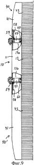 Модульная система для формирования устройства радиатора и охладитель наддувочного воздуха и радиаторный жидкостный охладитель, сформированные посредством такой модульной системы