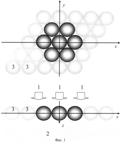 Способ наноструктурирования поверхности диэлектрической подложки с помощью ближнепольной литографии