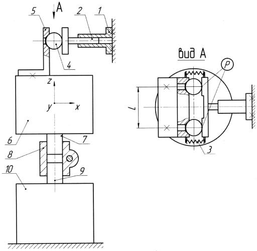 Устройство для ограничения поворота статора цифрового преобразователя круговых перемещений