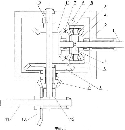 Шарнир равных угловых скоростей с плоским угловым смещением осей 360º