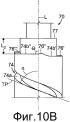 Хирургический сшивающий инструмент с дискретным регулированием высоты скоб и тактильной обратной связью