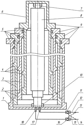 Телескопическая мачта